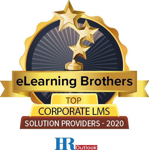 eLearning Brothers Award Logo