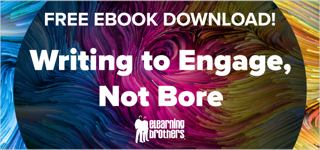 Writing to Engage, Not Bore_Email Graphic