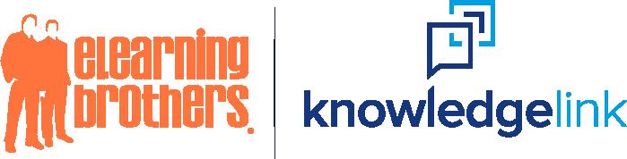 eLB + KL Logo Lockup